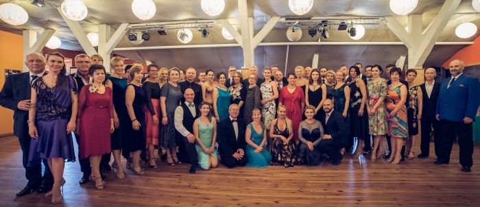 Baltic Open Cup and Latvian Argentine tango Championship